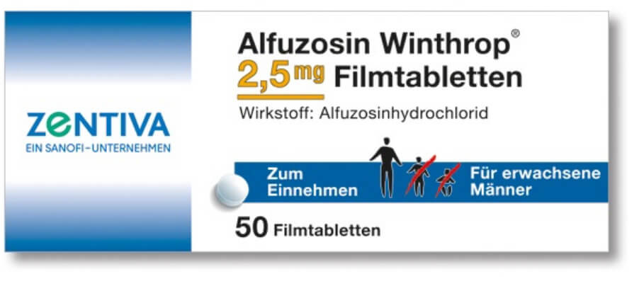 Alfuzosin Winthrop®