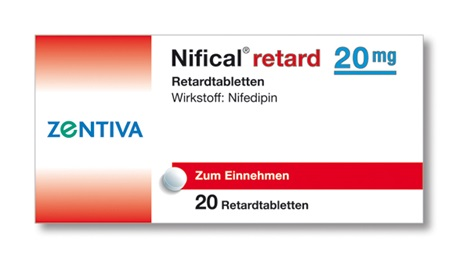 NIFICAL retard 20 mg Tabl.