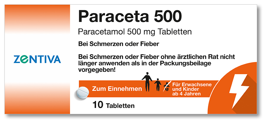 Paraceta 500