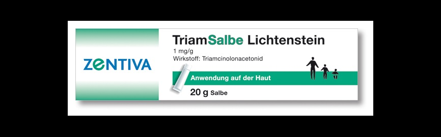 TRIAM Lichtenstein Salbe